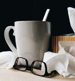 Soigner un rhume ou une rhinite virale
