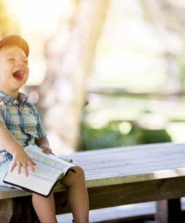 enfant intérieur, joie