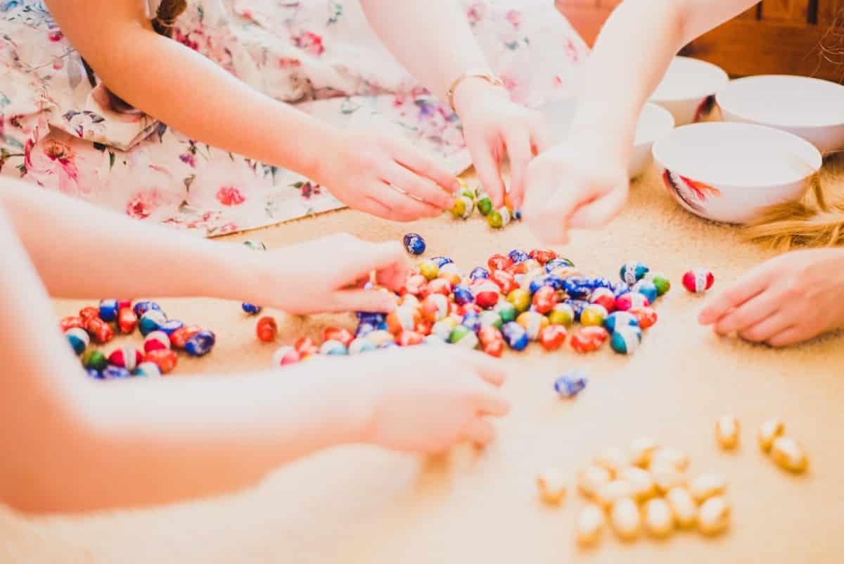 soin énergétique de groupe à distance - enfants