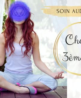méditation guidée chakra 3eme oeil