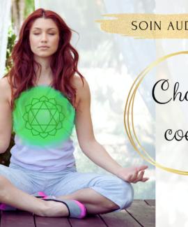 méditation guidée chakra coeur