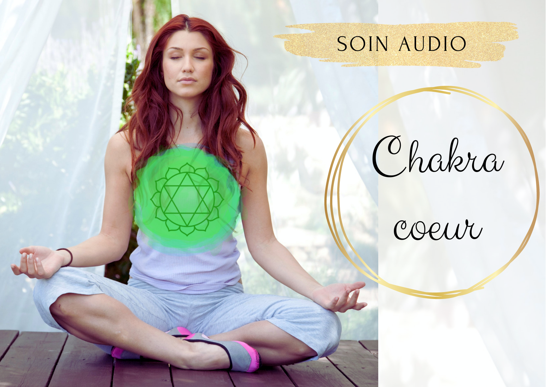 soin audio chakra coeur