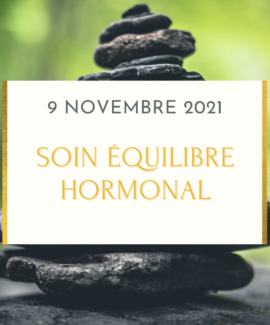 soin equilibre hormonal